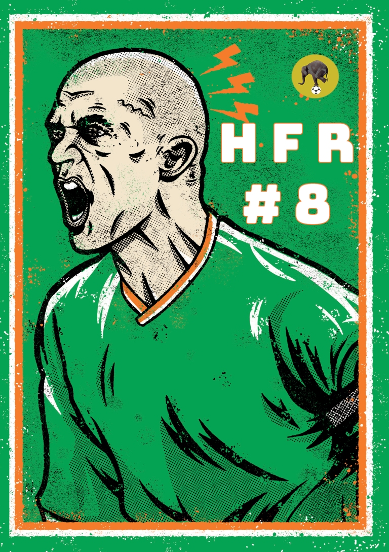 HFR 8 - Front Cover